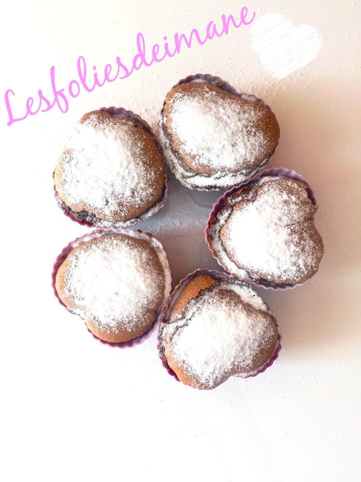 Recette Muffins au chocolat sans beurre !<3