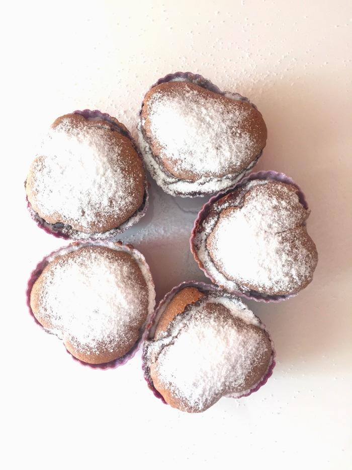 muffins chocolat