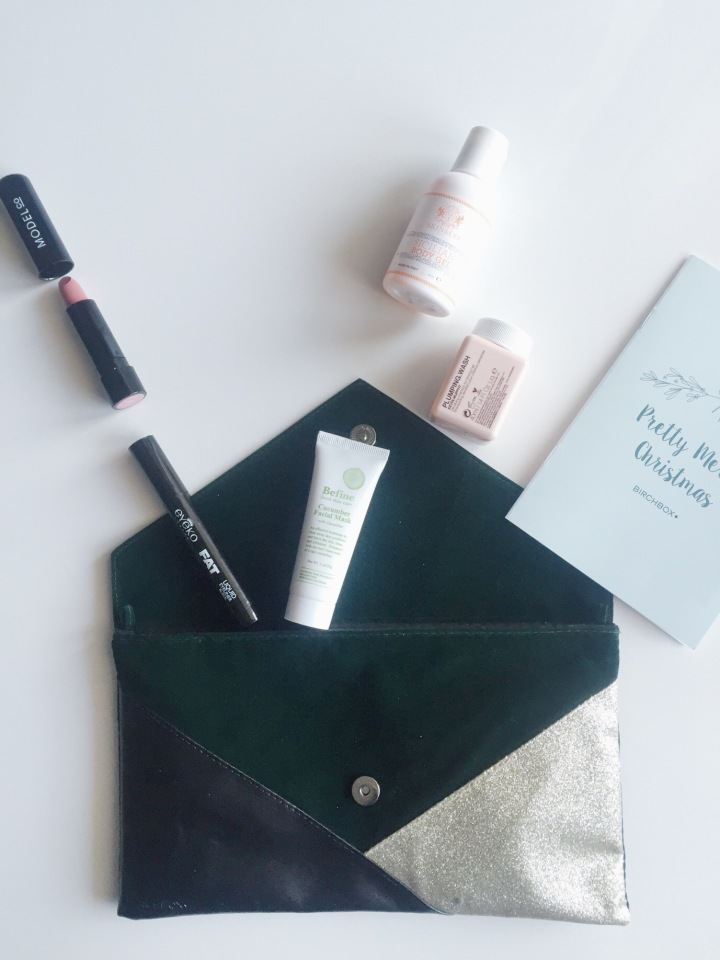 « Pretty Merry Christmas » la Birchbox de Noël